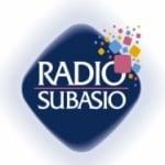Logo da emissora Radio Subasio 103.8 FM