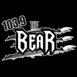 Logo da emissora Radio WRBR The Bear 103.9 FM