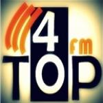 Logo da emissora Rádio Top 40 FM