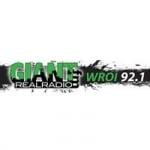 Logo da emissora Radio WROI 92.1 FM