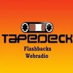 Logo da emissora Rádio Tape Deck