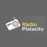 Logo da emissora Rádio Plata City