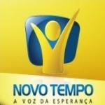 Logo da emissora Rádio Novo Tempo 680 AM 107.9 FM