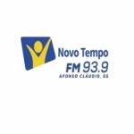 Logo da emissora Rádio Novo Tempo 93.9 FM