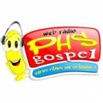 Logo da emissora Rádio PHS Gospel