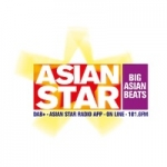 Logo da emissora Radio Asian Star 101.6 FM