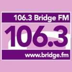 Logo da emissora Radio Bridge 106.3 FM