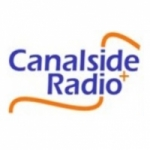 Logo da emissora Radio Canalside 102.8 FM