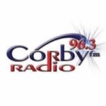 Logo da emissora Radio Corby 96.3 FM