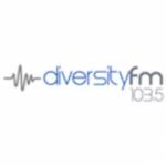 Logo da emissora Radio Diversity 103.5 FM