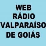 Logo da emissora Rádio Valparaíso de Goiás