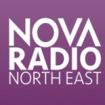 Logo da emissora Nova Radio North East
