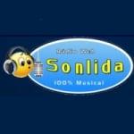 Logo da emissora Rádio Sonlida Web