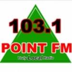 Logo da emissora Radio Point 103.1 FM