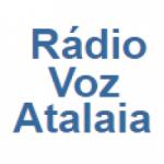 Logo da emissora Rádio Voz Atalaia