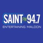 Logo da emissora Radio Saint 94.7 FM