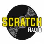 Logo da emissora Radio Scratch FM
