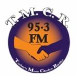 Logo da emissora Radio TMCR 95.3 FM