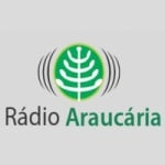 Logo da emissora Rádio Araucária 1500 AM