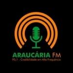 Logo da emissora Rádio Araucária 95.1 FM