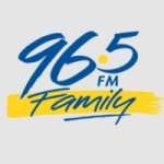 Logo da emissora Radio 96Five Family FM