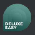 Logo da emissora Deluxe Music FM