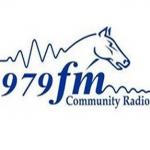 Logo da emissora Radio 97.9 FM