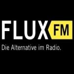 Logo da emissora Flux FM