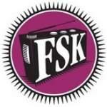 Logo da emissora FSK 93.0 FM