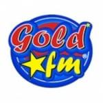 Logo da emissora Gold FM