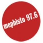 Logo da emissora Mephisto 97.6 FM