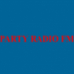Logo da emissora Party FM