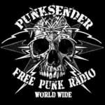 Logo da emissora Punksender Radio