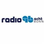 Logo da emissora Radio 96 Acht Bonn