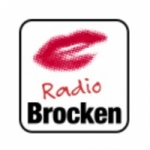 Logo da emissora Brocken 93.5 FM