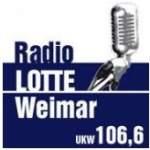Logo da emissora Lotte Weimar