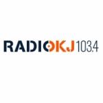 Logo da emissora OKJ 103.4 FM