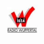 Logo da emissora Wuppertal 107.4 FM