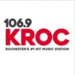 Logo da emissora KROC 106.9 FM