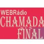 Logo da emissora Webrádio Chamada Final