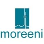 Logo da emissora Radio Moreeni 94.8 FM