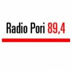 Logo da emissora Radio Pori 89.4 FM
