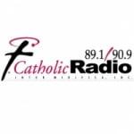 Logo da emissora Radio WSPM Catholic Radio 89.1 FM