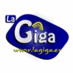 Logo da emissora Radio La Giga Medea 93.2 FM
