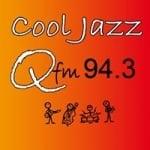 Logo da emissora Radio Qfm 94.3 FM