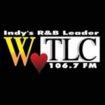 Logo da emissora WTLC 106.7 FM