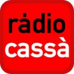 Logo da emissora Radio Cassà 103.1 FM