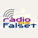 Logo da emissora Radio Falset 107.6 FM