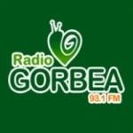 Logo da emissora Radio Gorbea 93.1 FM