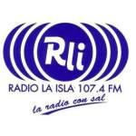 Logo da emissora Radio La Isla 107.4 FM